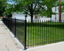wrought iron fence ideas.  Wrought Contemporary Wrought Iron Fence Ideas On Other Fences Landscaping Network Intended R