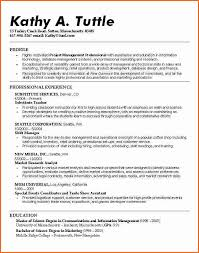 Resume For A College Student Mesmerizing Example Resume College Student Examples Elegant Sample For High