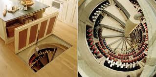 LAOROSA   DESIGN-JUNKY: Underground Wine Cellar Spiral Staircase.