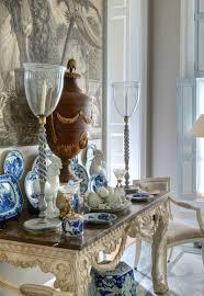 furlow s incredible dining room has elements of gustavian