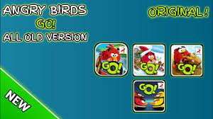 How to install Angry Birds Go All Old Version Android - YouTube