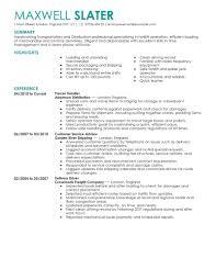 Transportation Resume Examples Transportation Assistant Sample Resume Soaringeaglecasinous 6