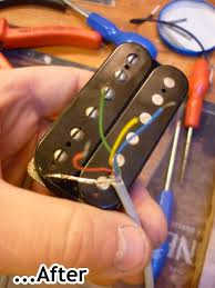 guitar pickup fitting jack s instrument services guitar pickup tapping