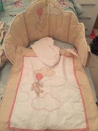 classic winnie the pooh bedding set x2 for cribcot bed plus curtains al