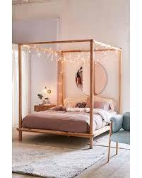 Wood Canopy Bed Amazing Home Design | Alabamapbisnetwork wood canopy ...
