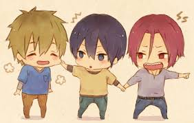 free iwatobi swim club chibi. Beautiful Club Free Wallpaper With Anime Entitled Cute Chibi 3 And Free Iwatobi Swim Club Chibi I