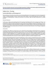 best nursing management ideas respiratory  nursing management leadership essay experts opinions