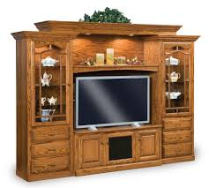 Living Room Entertainment Living Room Oak Entertainment Wall Units Stands Ebay