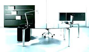 glass home office desk modern glass computer desk modern home office desk glass furniture computer tempered glass home office desk