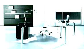 glass home office desk modern glass computer desk modern home office desk glass furniture computer tempered glass home office desk