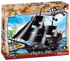 <b>Конструктор Cobi Pirates</b> 6016 Пиратский корабль — купить по ...