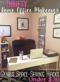 you can do complete home office makeover without spending a lot of money check out beautiful home office makeover sita