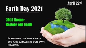 Earth Day | Earth Day 2021 | Earth day Video | International Earth Day | Earth  Day Theme