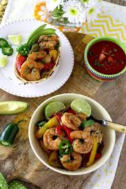 sheet pan shrimp fajitas sheet pan shrimp fajitas with cilantro lime butter lemon blossoms
