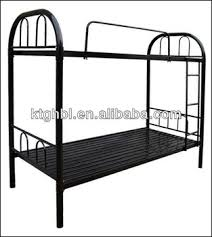 metal bunk bed. Double Layer Iron Bed Metal Bunk For School Military Factory Staff Army Use