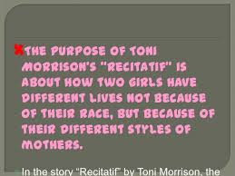 literary analysis essay writing it <br > 16 <ul><li>the purpose of toni morrison s ""
