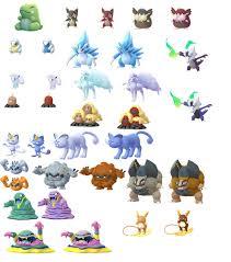 Pokemon GO datamine: images for Alolan Forms, player reputation, more -  Nintendo Everything