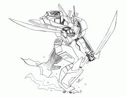 Autobot Drift Coloring Pages - Ð¡oloring Pages For All Ages ...