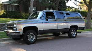 1990 Chevrolet Suburban Silverado for sale | Hemmings Motor News ...