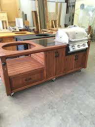 new outdoor grill storage cabinet