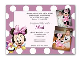Birthday Marathi 1st Birthday Invitation Matter Best Custom