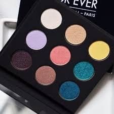 make up forever artist eyeshadow palette fls