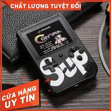 SALE] [ SỈ ] Máy Chơi Game Cầm Tay 4 Nút SUP 400 Game In 1 CHƠI hoài kg  hết' Giá Rẻ tại Hà Nội
