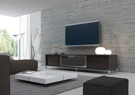 Furniture Accessories:Long Modern Wood Media Console Table Modern Italian  Furniture Wooden Media Console Table