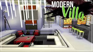 Sims Interior Design Game Sims 4 Interior Design Modern Villa W Katzilla Gaming
