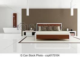 Disegno Bagno In Camera : Disegno di marrone vasca bagno moda camera letto