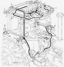Luxury john deere 445 wiring diagram model electrical diagram