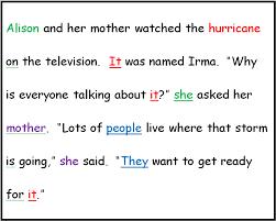 Pronoun Antecedent Agreement Little Kids Need To Learn Pronoun Antecedent Agreement