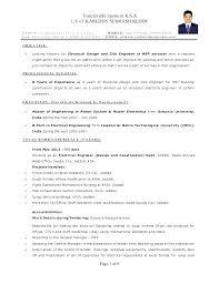 Electrical Engineer Resume Examples Wikirian Com
