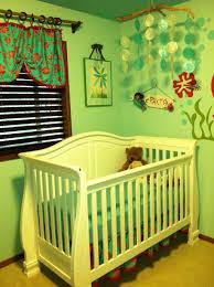 green nursery furniture. Melissa Moog\u0027s Green Nursery Furniture E