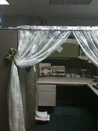 office cubicle curtain. this would be great for a deep cubicle! gives you the feel of an office cubicle curtain pinterest