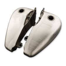 j p cycles extra capacity fat bob gas tanks