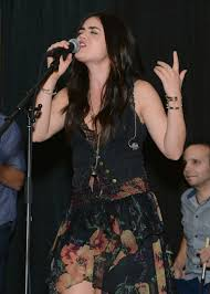 Lucy Hale Sings