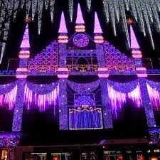 Saks Fifth Avenue Light Show 2016 Schedule City Walks Christmas In New York 2016 1 Saks Light Show