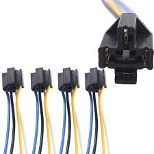 lot5 diy car motor 12v volt 40a duty relay harness truck wiring harness diy auto