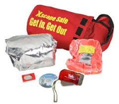 Xscape Safe Kit Large Xs001 L See Size Chart