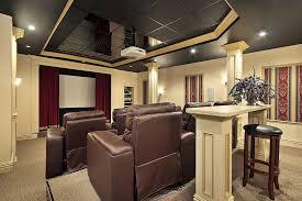 Home Theater Design Dallas Creative
