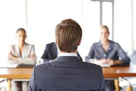 situational interviews questions and how to answer man on a panel interview