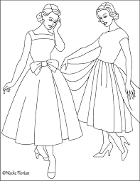 Small Picture Fashion Coloring Pages chuckbuttcom