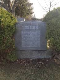 Carman Ronald Ford (1939-1940) - Find A Grave Memorial
