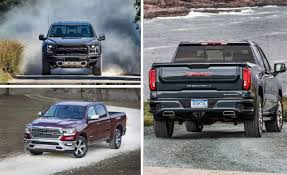 Full-Size Pickup Trucks Ranked from Worst to Best