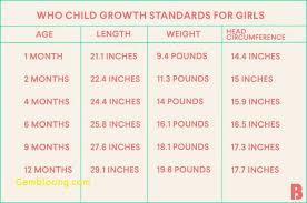 14 Month Development Chart 14 Judicious Growth And Development Chart