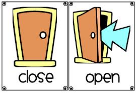 open and closed door clipart. Shut Door Clipart Suggest Open And Closed
