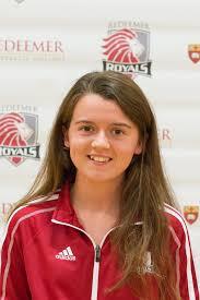 Evelyn Merriman - Women's Soccer - Redeemer University Athletics