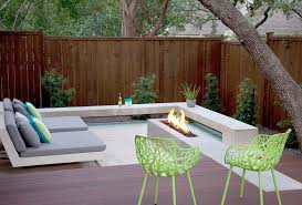 Decking Designs For Small Gardens Best Austin Modern Landscape Design Build Firm