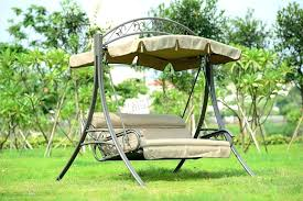 garden furniture swing garden bench and seat pads outdoor furniture swing chair patio glider swing porch